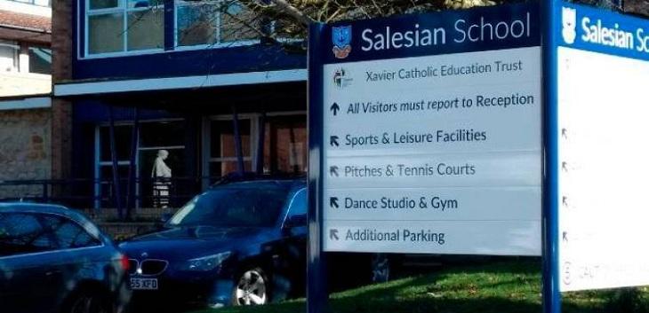 colegio donde asistia sam connor