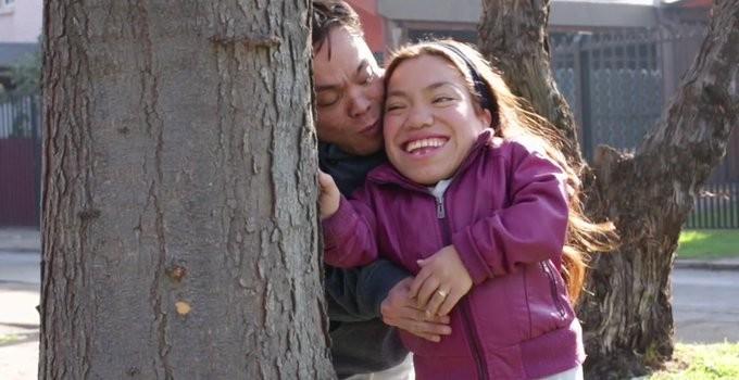 Lucila y Roberto en Contra viento y marea