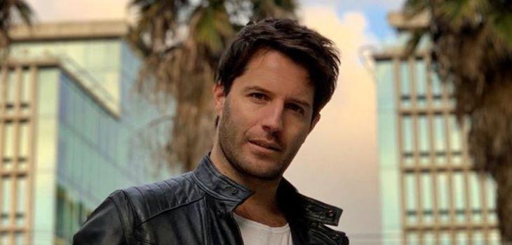 Cristian Arriagada cuenta el rol que tendrá en nueva nocturna de Chilevisión Gemelas'