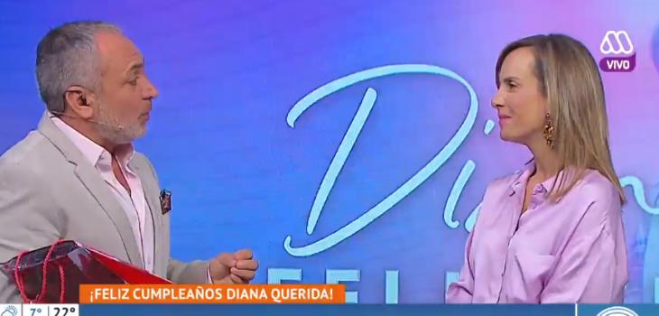 El osado regalo de Luis Jara para Diana Bolocco en su cumpleaños