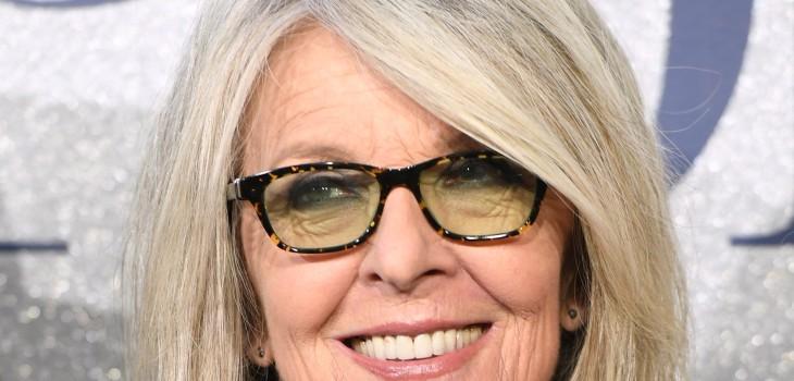 Diane Keaton lleva 35 años sin tener una cita romántica
