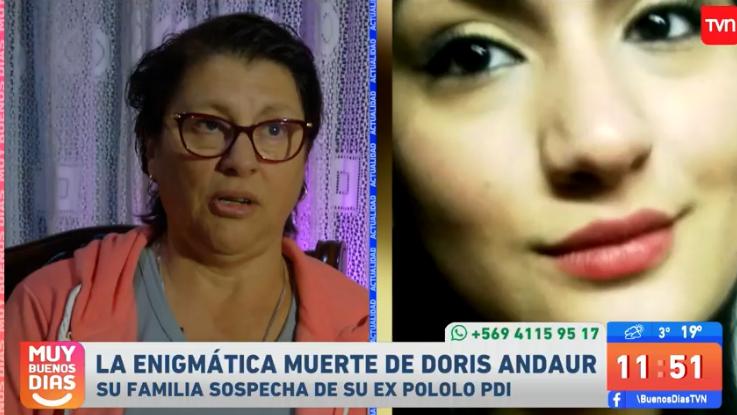 Enigmática muerte de Doris Andaur sigue sin culpables: familia acusa que se ocultaron pruebas