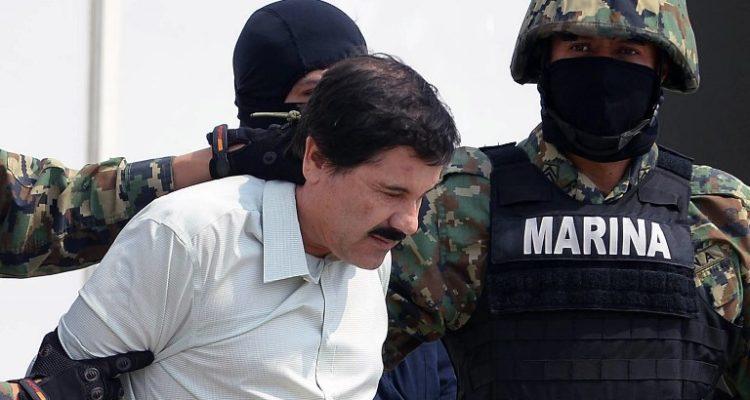 """'Chapo' Guzmán fue instalado en una cárcel considerada """"mucho peor que la muerte"""""""