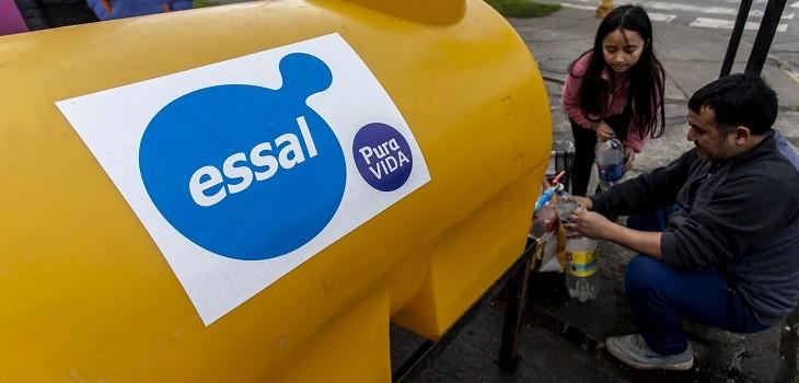 Essal suspende suministro de agua potable