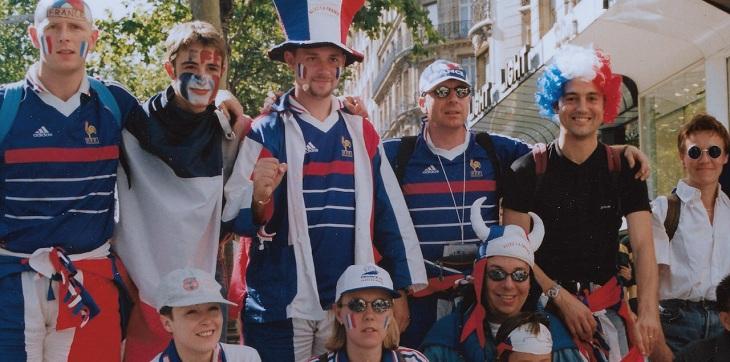 el dia perfecto francia 98