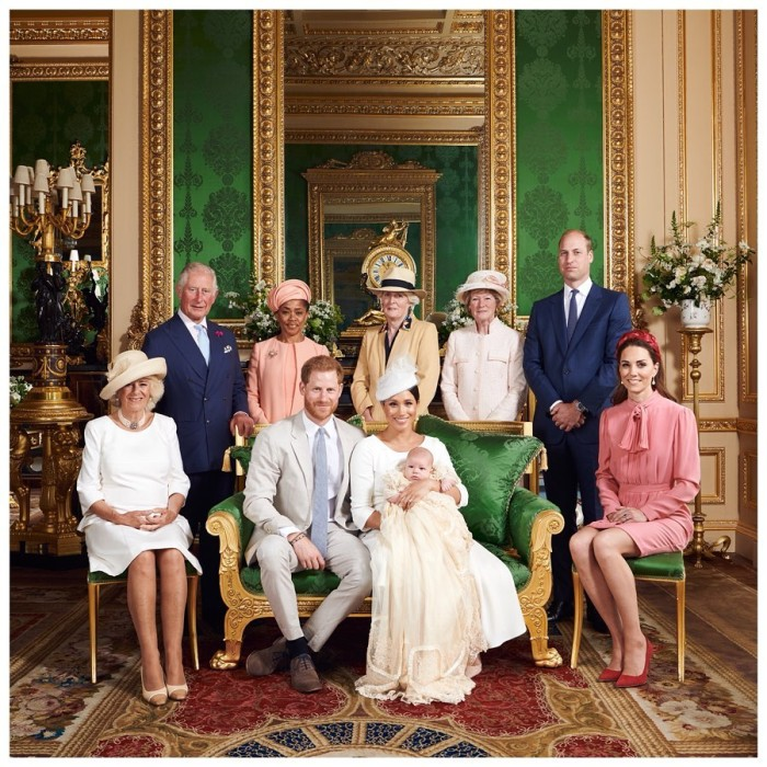 Sussex Royal | Instagram