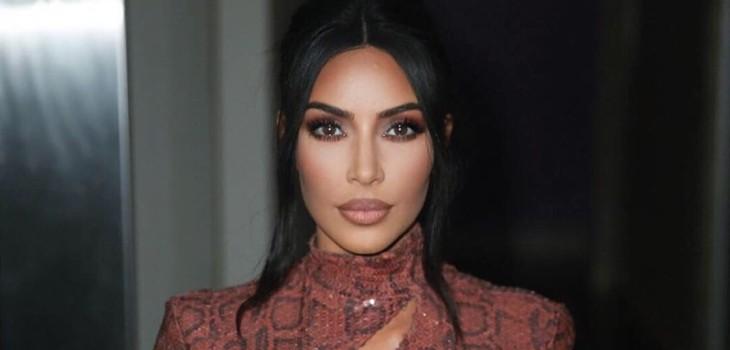 Kim Kardashian dejó usar