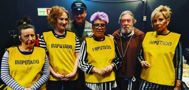 Catalina Pulido se integra a show de Patricia Maldonado y Raquel Argandoña