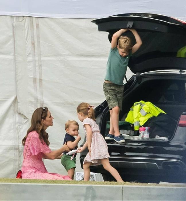 Kate Middleton fotografía indentificará a madres