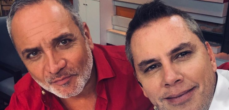 Viñuela y Lucho Jara