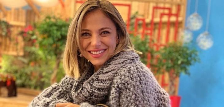 Mariana Derderian se despidió de Bienvenidos: