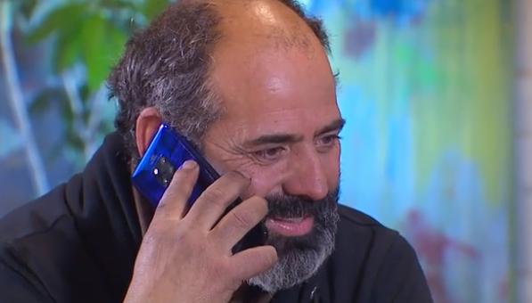 Mario Sepúlveda superó asquerosa prueba en 'Resistiré' para hablar con su familia: sopa de calcetín