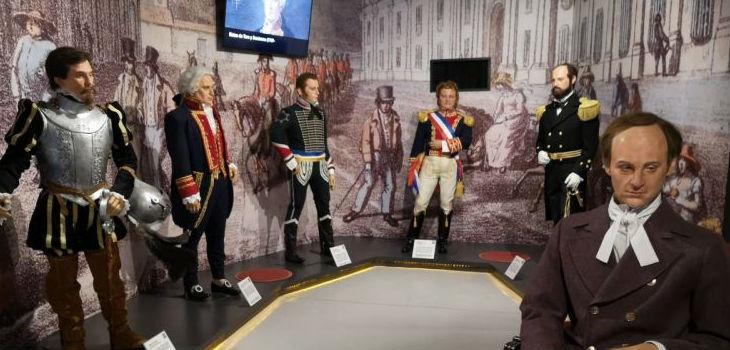 Cuáles figuras fueron las que más cambiaron en el Museo de Cera
