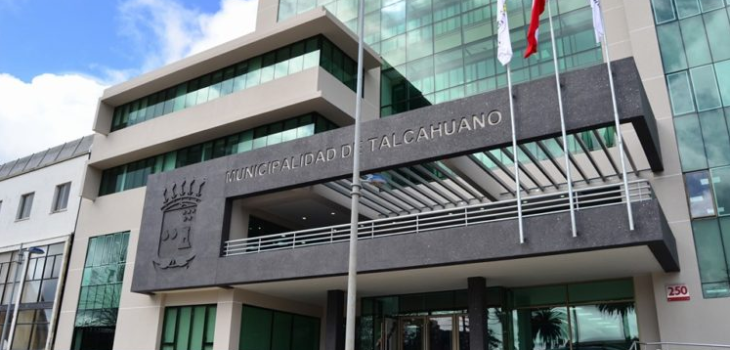 Municipalidad Talcahuano adjudica licitación a empresa con documentos falsos