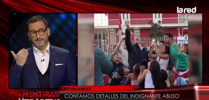 Eduardo Fuentes contó como se percató del abuso a menor en Tacna