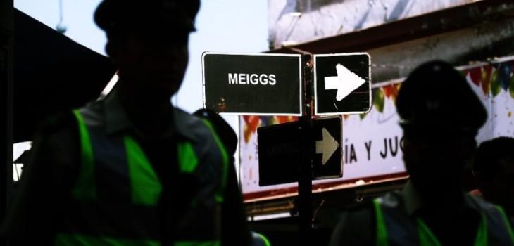 Carabineros de Meiggs: