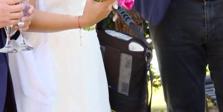 Novia de Contra Viento y Marea con compleja enfermedad recibió delicada noticia tras casarse