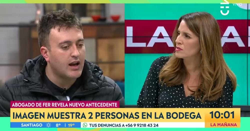 Caso Maciel: Jorge Hans es criticado por dichos contra Luis Petersen