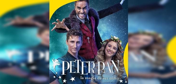 NIDO Forticrece presenta Peter Pan, el musical: así lucen sus protagonistas