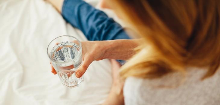 Formas fáciles de hidratarse alimentos tomar agua