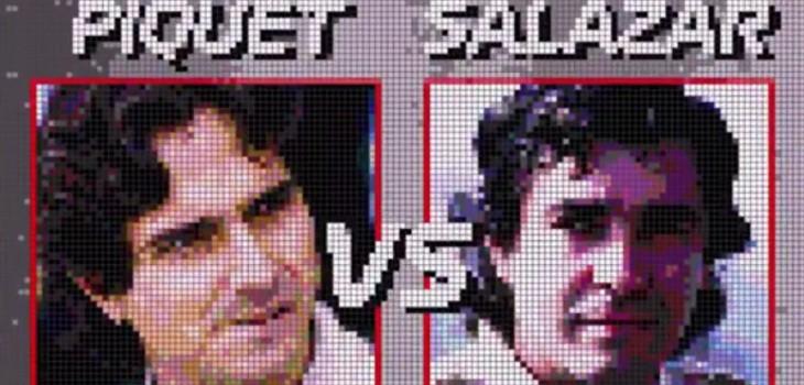 formula 1 recordo pelea entre eliseo salazar y nelson piquet