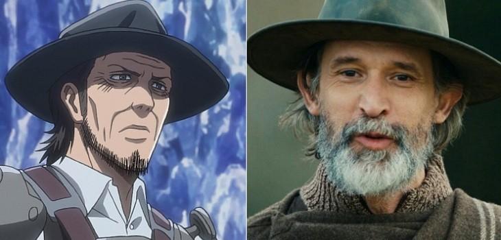 famosos chilenos como personajes de anime