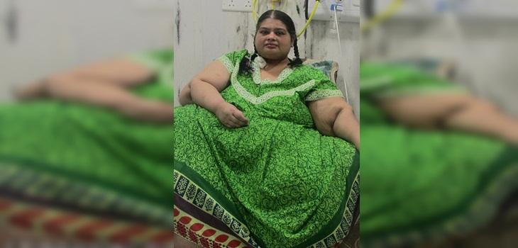 Mujer decidió bajar de peso tras convertirse en la mujer más obesa de Asia