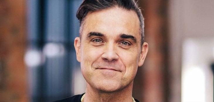 Robbie Williams le tiene miedo a los extraterrestres