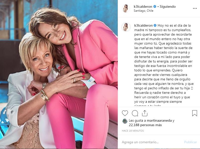 Kel Calderón defendió a Raquel Argandoña tras ataque de Nano