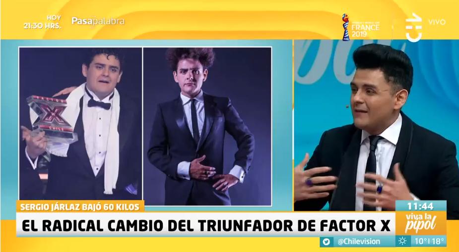 Sergio Járlaz reveló drama que sufrió tras perder 60 kilos: estuvo a punto de morir en su operación