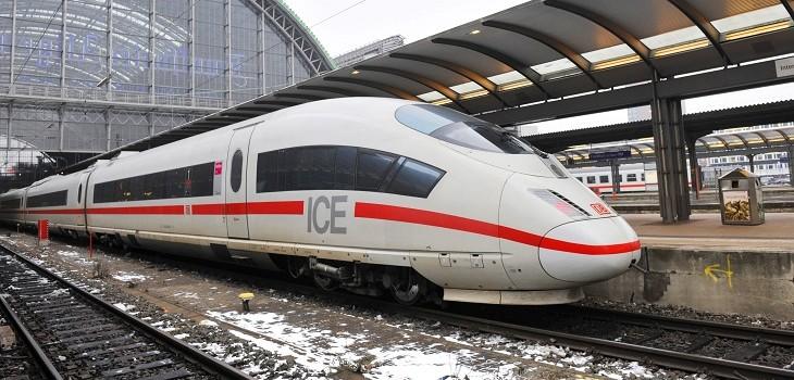 estacion de tren de frankfurt