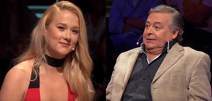 Vesta Lugg reaccionó tras viralización de antiguo y desubicado comentario de Ernesto Belloni
