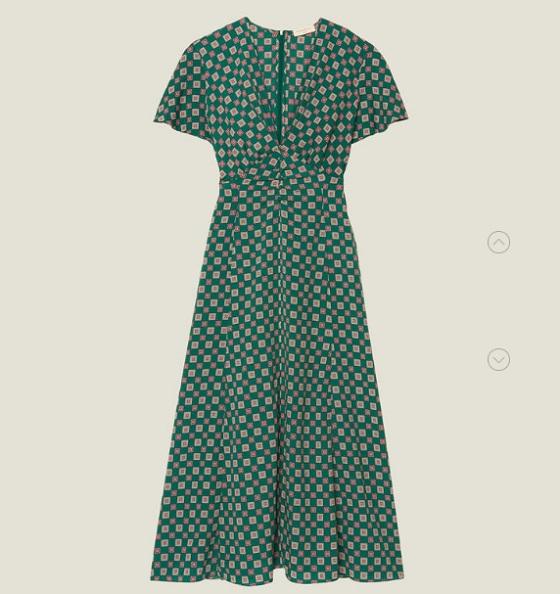 vestido que uso kate middleton