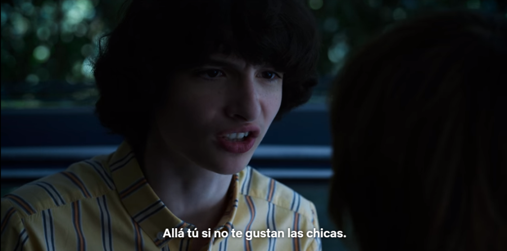 Will en Stranger Things