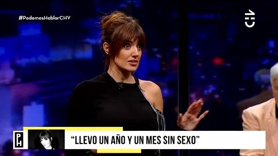 yamila reyna y su relación de falta sin sexo y feminismo