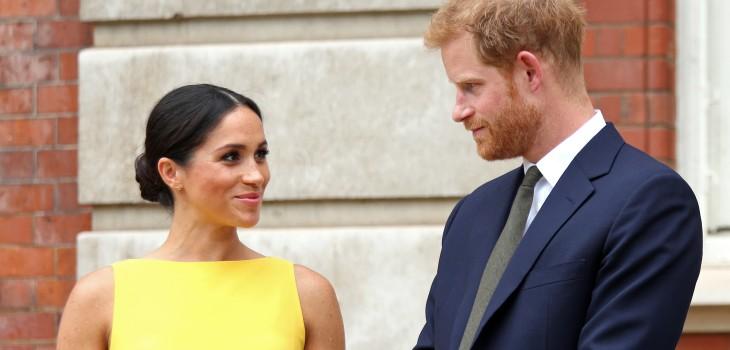 El primer y significativo homenaje del príncipe Harry y Meghan Markle a Lady Di en Instagram