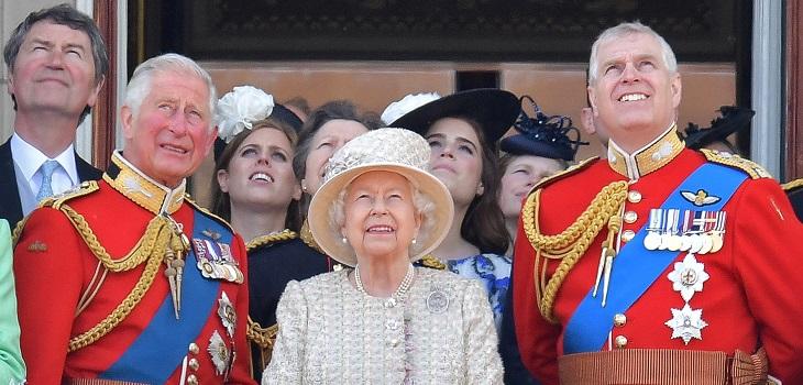 el escándalo del duque de York