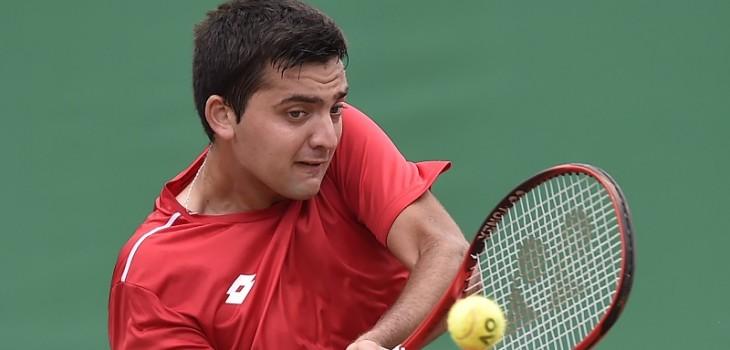 Tomás Barrios luchó pero cayó en la final de tenis de los Panamericanos