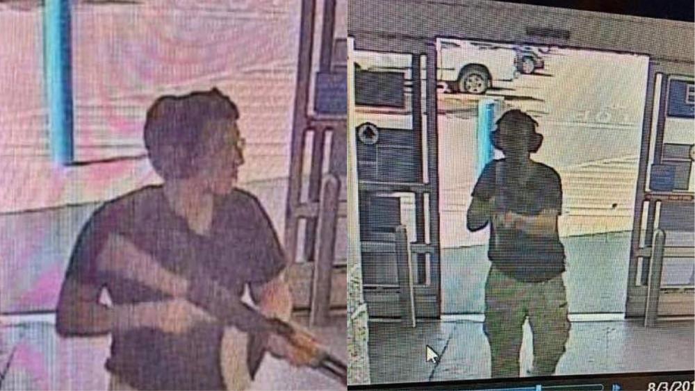 Imagen del victimario de tiroteo en texas