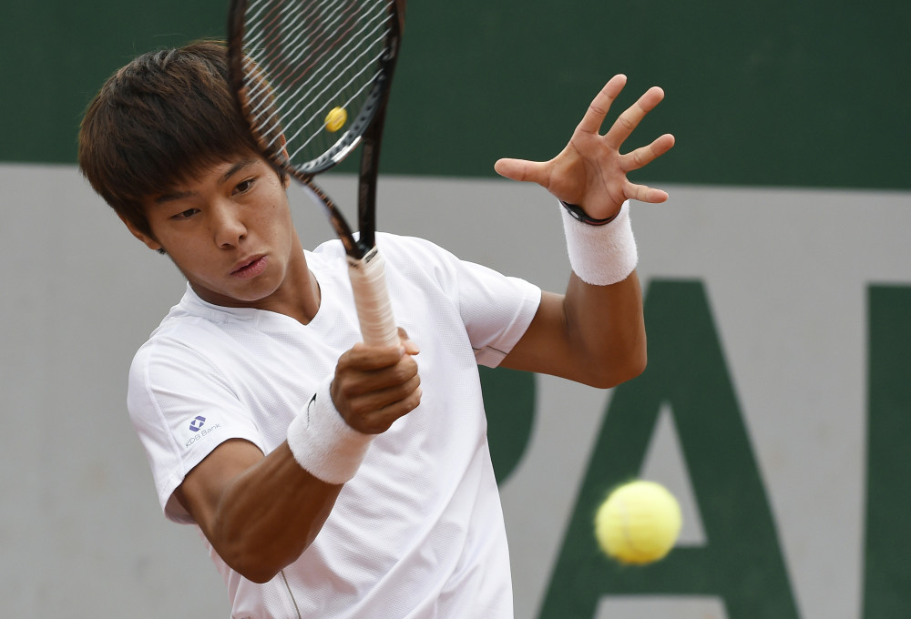 La historia de Duckhee Lee, el primer tenista sordo en ganar un partido del ATP: juega desde los 7