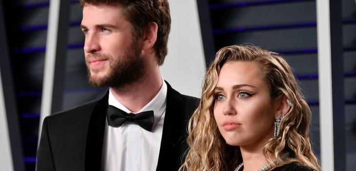 Miley Cyrus negó rumores de infidelidad hacia Liam Hemsworth con honesto mensaje en redes