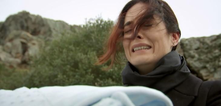 Melek quiere morir tras perder a su hija