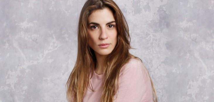 Carmen Zabala disfruta interpretando a Agustina Mackenna