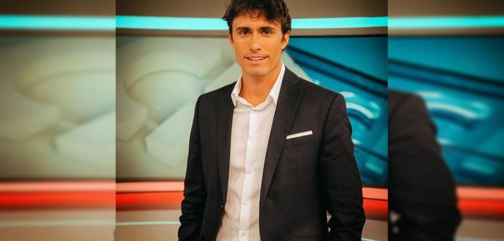 Roberto Cox se defiende de críticas por ser conductor de CHV