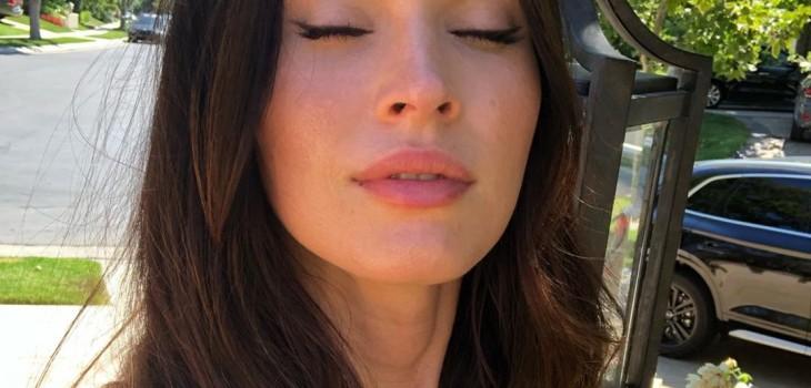 ¿Mucho botox? Seguidores advierten que Megan Fox luce muy distinta en sus fotos