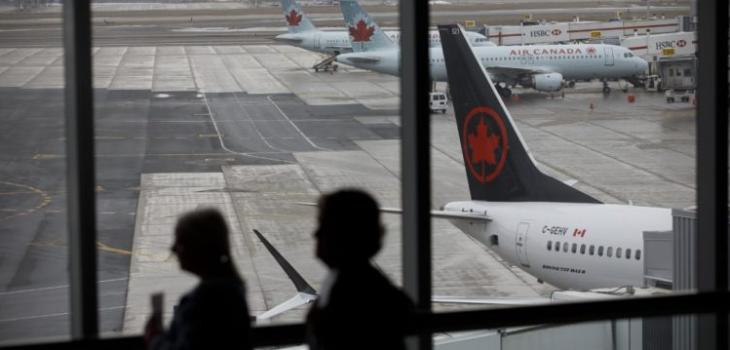 red de tráfico de documentos en registro civil: detienen a mujer con pasaporte falso