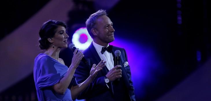 María Luisa Godoy y Martín Cárcamo liderarán el Festival de Viña hasta el 2022