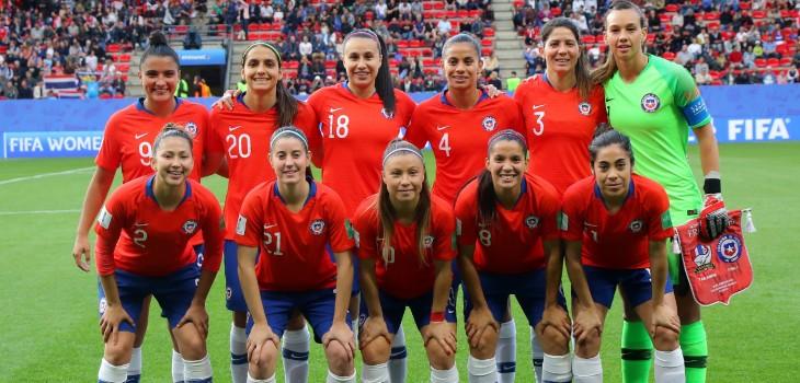 Siguen sumando: la Roja femenina venció a Costa Rica y jugará la final de cuadrangular amistoso