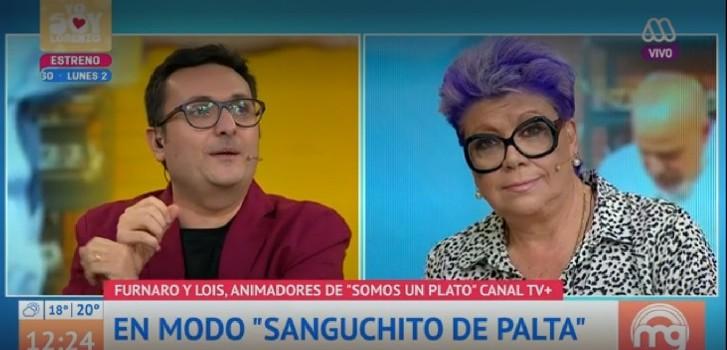 Furnaro y Paty Maldonado protagonizan incómodo momento en Mucho Gusto