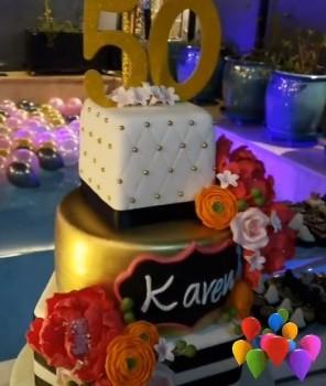 Cumpleaños Karen Doggenweiler